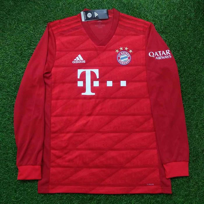 the latest 8c5ed d4a0b Jual Original Jersey Bayern Munich 2019-20 Home Baju Bola Asli - Jakarta  Pusat - Jakarta Football Shop | Tokopedia