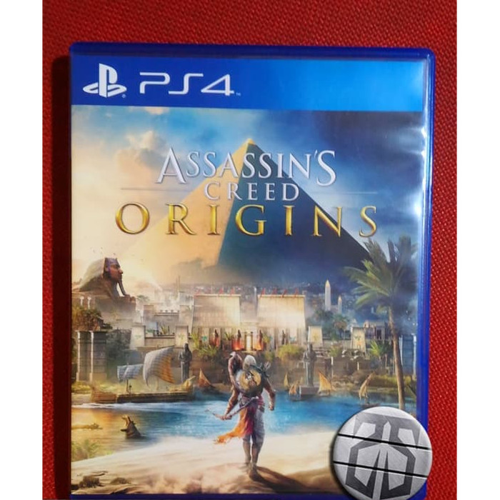 Jual Kaset Game Bd Ps4 Ps 4 Assassin Creed Origins Ac Bekas Playstation Kab Tangerang Zugswang Game Shop Tokopedia