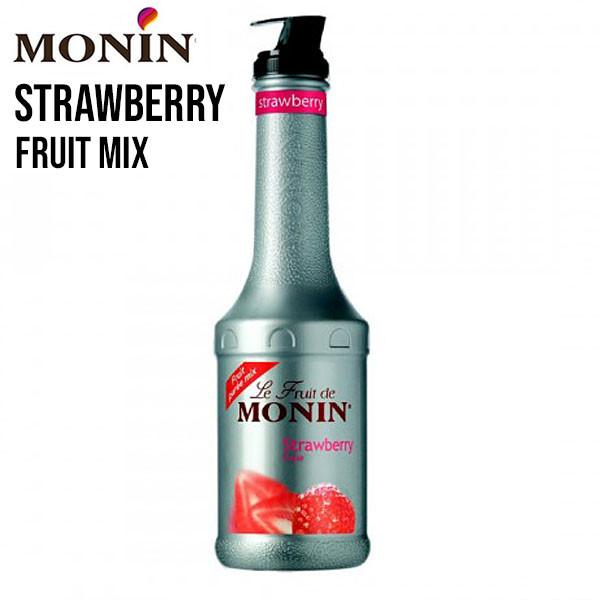 Foto Produk Strawberry Fruit Mix merk Monin 1 Lt dari Lapak kopi luwak