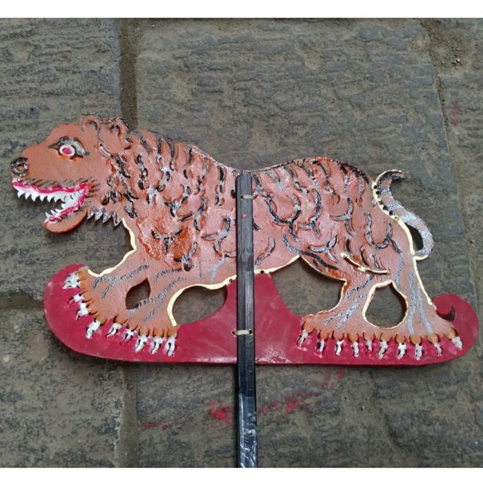53 Gambar Wayang Harimau Terlihat Keren