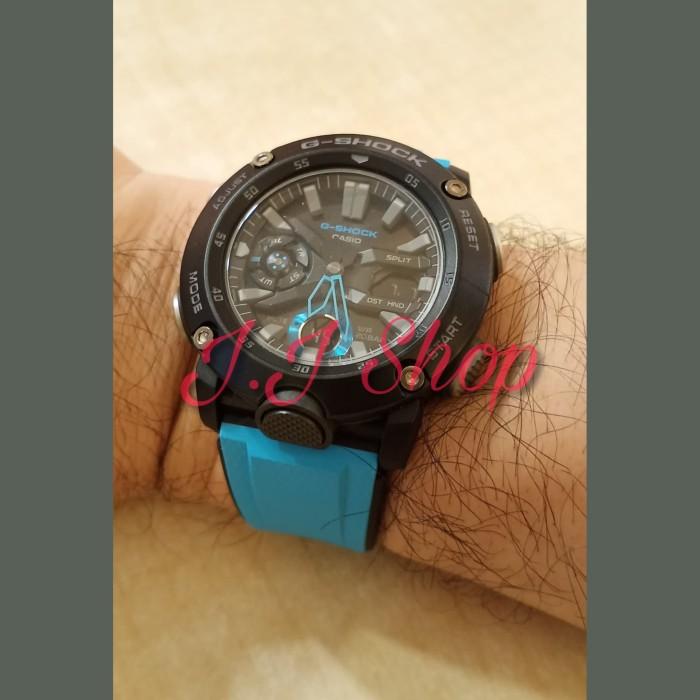 Foto Produk Tempered Glass Anti Gores Kaca Casio G Shock GA 2000 Carbon Core dari Multi Store 12