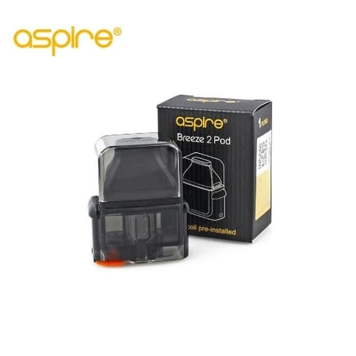 Jual Vape Aspire Breeze 2 POD Replacement with coil 0 6 Ohm Authentic -  Kota Depok - fiktostore | Tokopedia
