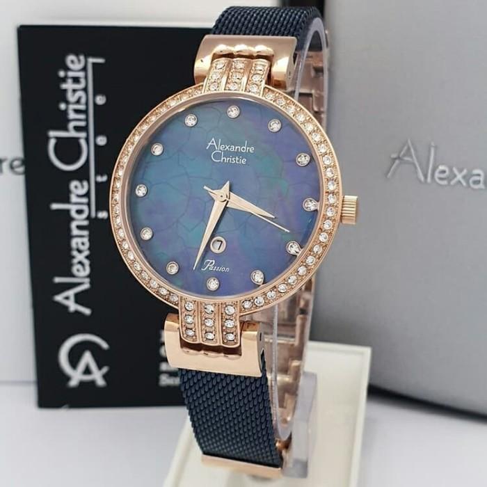 Foto Produk jam tangan wanita Alexandre christie original AC 2753 LD dari union collection