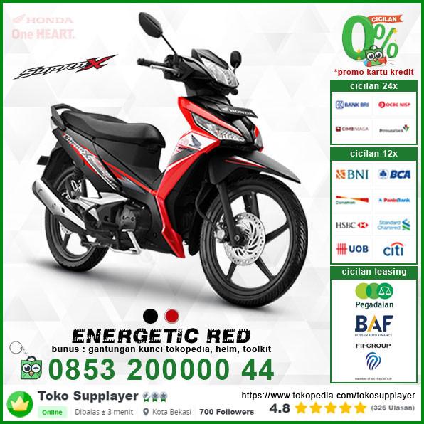 Jual Sepeda Motor Honda Supra X Helm In Murah - Jakarta