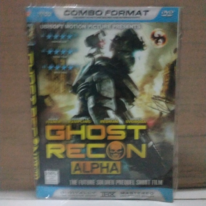 Jual Promo Dvd Film Ghost Recon Alpha Text Indonesia Play Dvd Player B2 Kota Bandung Invisible Anime Toku Tokopedia