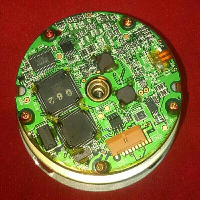 Jual Rotary Encoder Resolver UTSAH-B17BB Programmed For SGMDH-45A2B Yaskawa  - DKI Jakarta - vikryrevi | Tokopedia