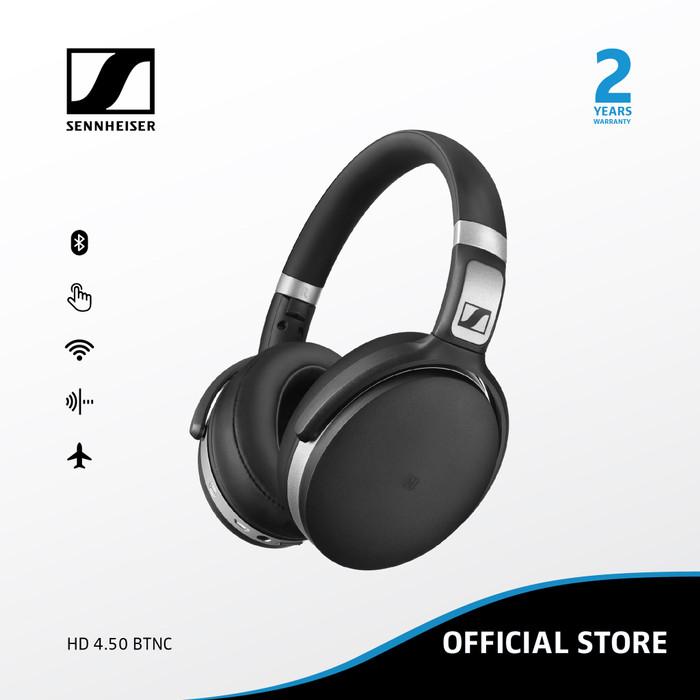 Seinnheiser hd 4.50 btnc headphone