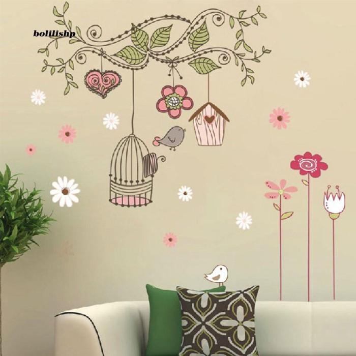 630+ Gambar Dinding Kamar Pohon HD