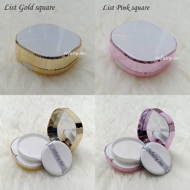 Jual Bb Air Cushion Case Diy Tempat Wadah Jar Pot Bb Cream Foundation Kos Dki Jakarta Titi Shop7 Tokopedia