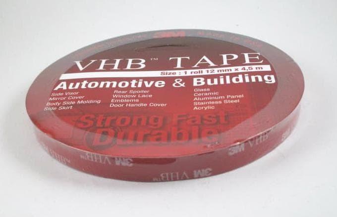 Foto Produk 3M VHB Double Tape , 12 mm x 4.5 M dari Candra Ekawati Shop