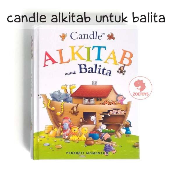 Foto Produk Zoetoys Candle Alkitab Untuk Balita | Buku Edukasi Anak dari zoetoys