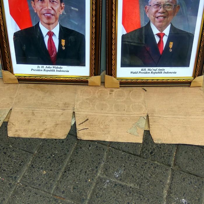 Jual Presiden Dan Wakil Presiden Periode 2019 2024 Jakarta Pusat Rizky Frame Tokopedia