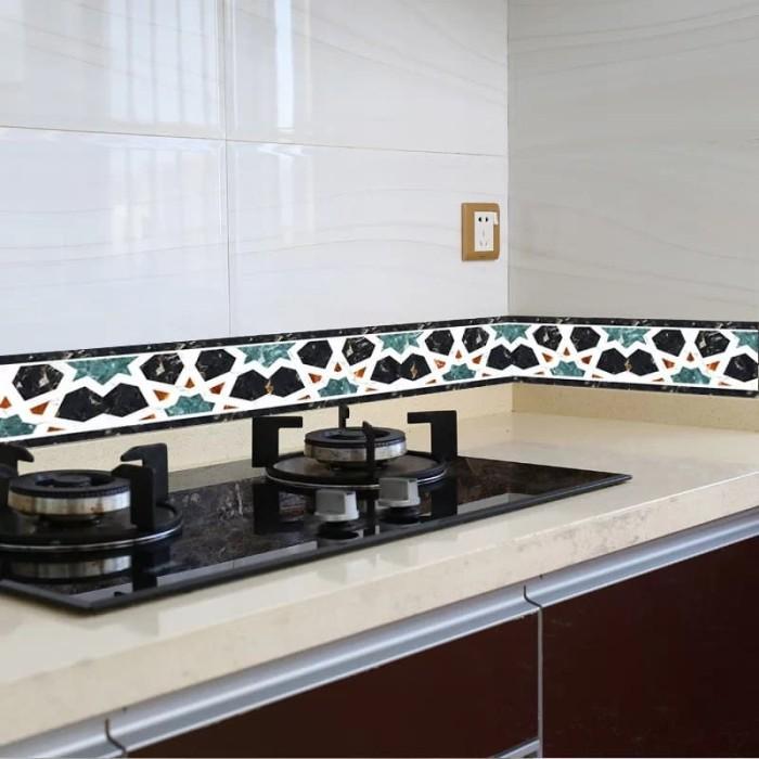 Jual Wallpaper Borders Pvc Waterproof Vinyl Wall Stickers Decor
