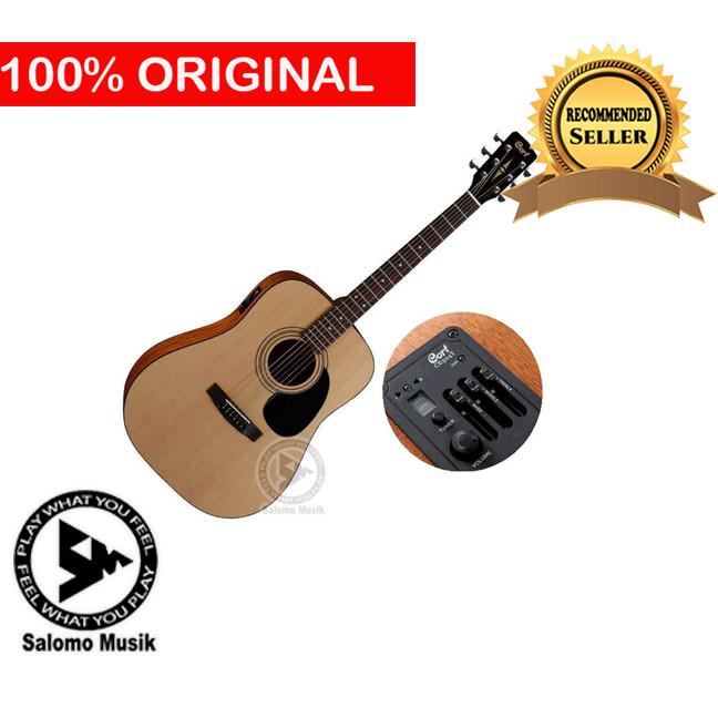 harga Gitar akustik acoustic elektrik electric original cort ad810e op Tokopedia.com