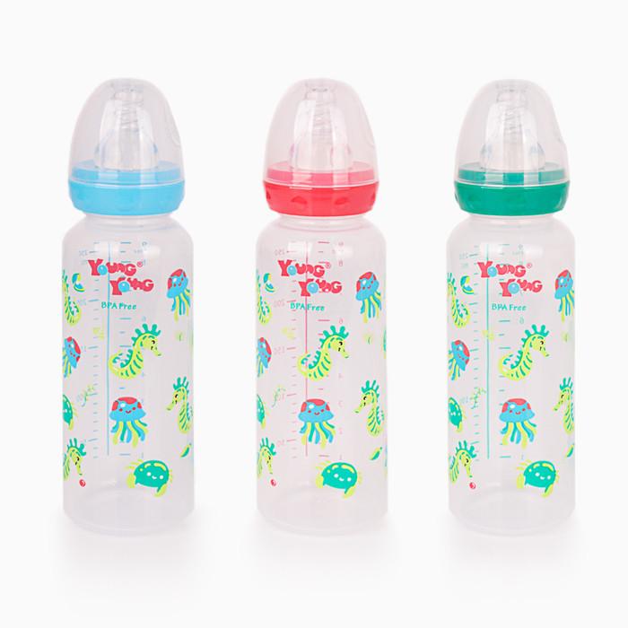 harga Botol susu bayi premium tahan panas anti pecah (250ml) bpa free - 811 Tokopedia.com