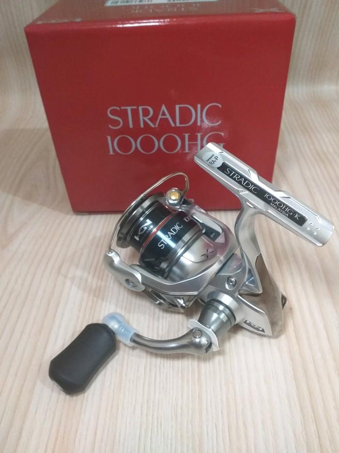 Shimano Stradic FK Master