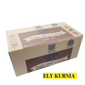 Foto Produk Susu UHT Ultra Rasa Coklat 250 ML 1 Karton dari Ely Kurnia