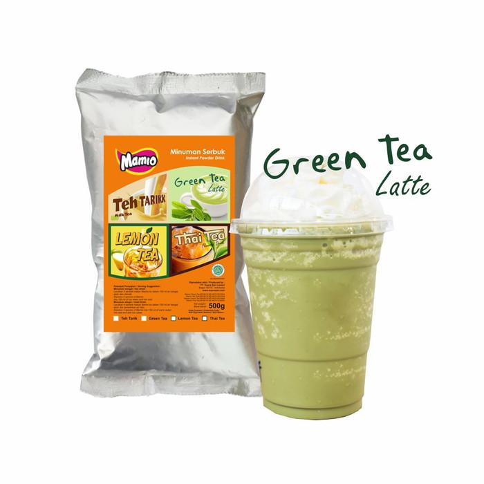 Foto Produk Green Tea Latte kemasan 500gr dari CV. Herbal House Lestari