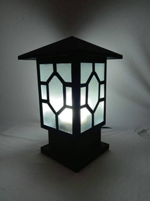 Lampu Pagar Minimalis Garansi Harga