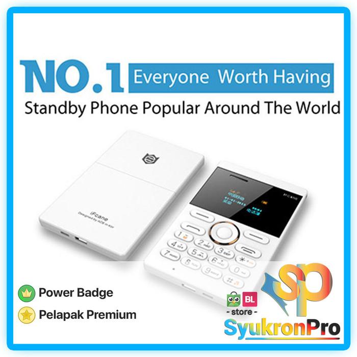 harga Handphone ifcane e1 mini hp unik kartu tipis kecil anak no aiek m5 c6 Tokopedia.com