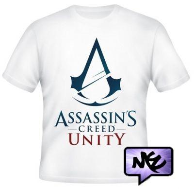 Jual Baju Kaos Assassins Creed Unity Jakarta Timur Mw Clothing