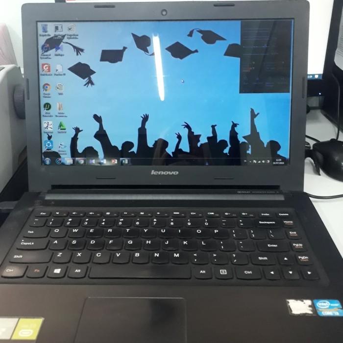 Jual Laptop Lenovo G400s Intel Core I3 Kota Surabaya Intansari Computama Tokopedia