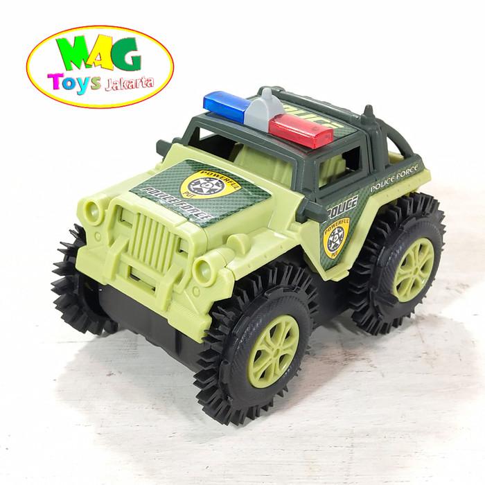 Foto Produk mainan mobil polisi police dumbling dari MAG TOYS