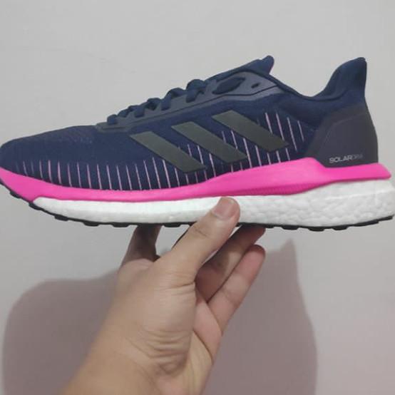 Jual Adidas Solar Drive Boost Womens Navy Pink Kab. Serang migiie olshop   Tokopedia