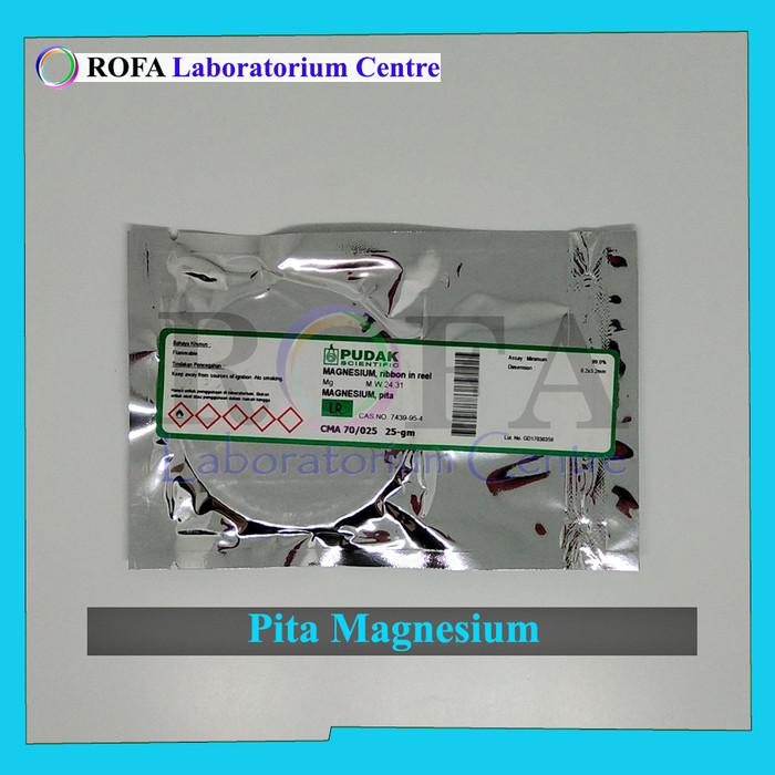 Jual Pita Magnesium Mg 3 5 Meter Kota Bandung Rofa Laboratorium Centre Tokopedia
