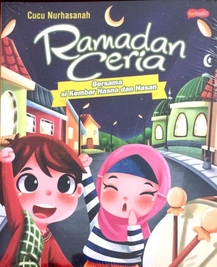 Jual Ramadan Ceria Bersama Hasna Dan Hasan Cucu Nurhasanah Kab Klaten Jendela Book Tokopedia