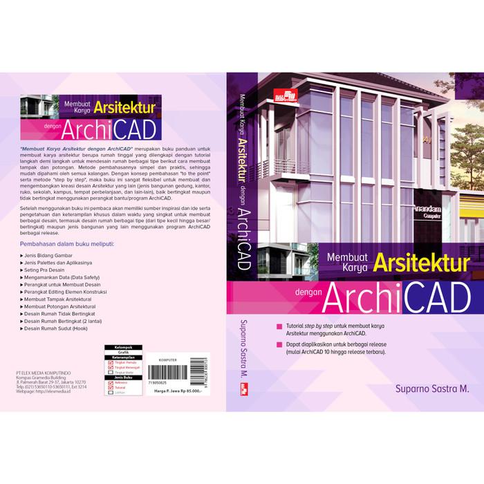 harga Membuat karya arsitektur dengan archicad Tokopedia.com