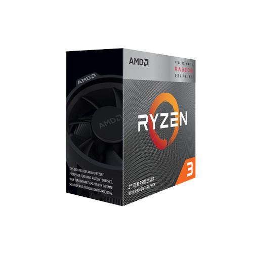 Foto Produk AMD Processor RYZEN 3 - 3200G BOX VEGA8 dari silicon ONE Computer