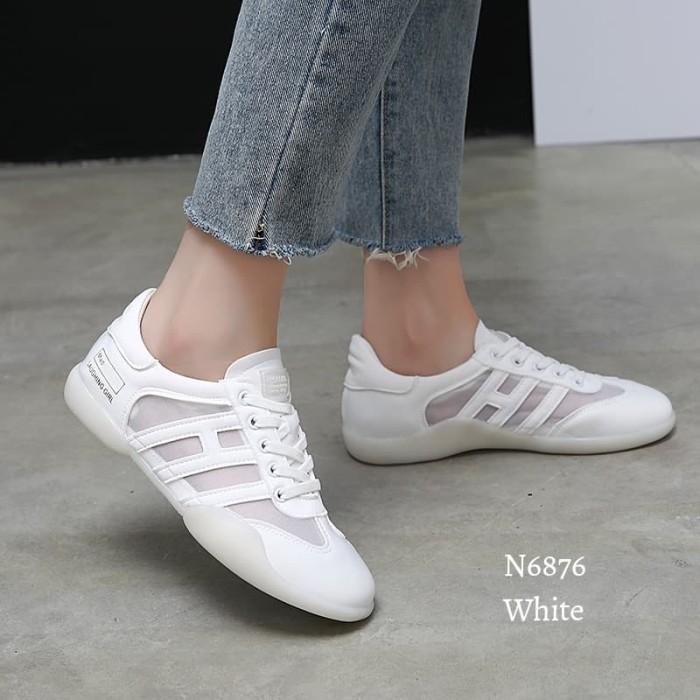 brand new 249a6 ba489 Jual sepatu Sneaker Import Onitsuka korea N6876 - Kota Batam -  mybatamolshop | Tokopedia