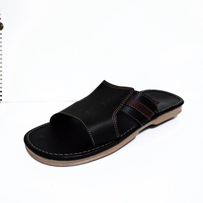 Foto Produk Sandal Pria Casual Keren - Hitam, 40 dari Fahry 307shop