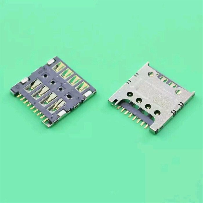 Foto Produk CONEKTOR SIM ZE500KL Z00RD I8262 SIM A C Z007 ZC451OC dari techno phone cikarang