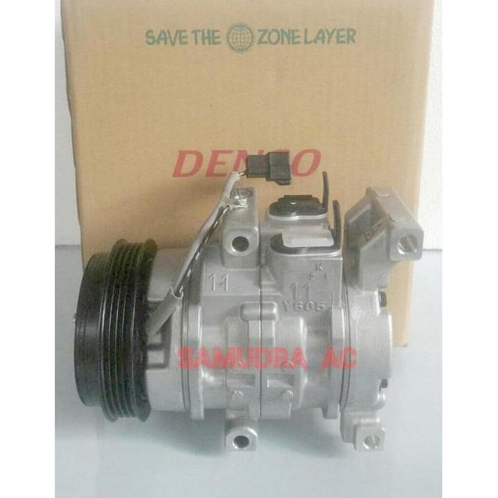 Jual Compresor Kompresor Ac Mobil Untuk Xenia 1 3 Dan Avanza 1 3 Denso Kota Probolinggo Samudra Ac Tokopedia