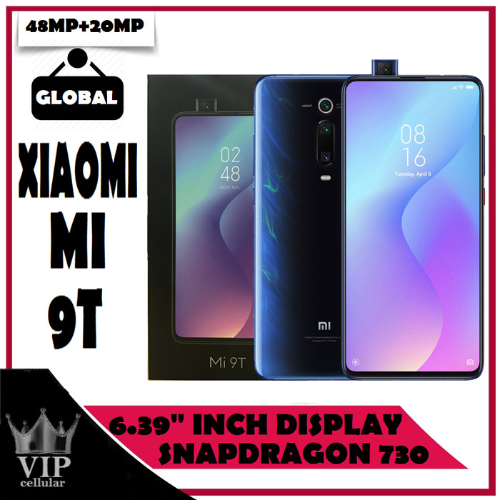 harga Xiaomi mi 9t mi9t 64gb 6gb ram global version / redmi k20 Tokopedia.com
