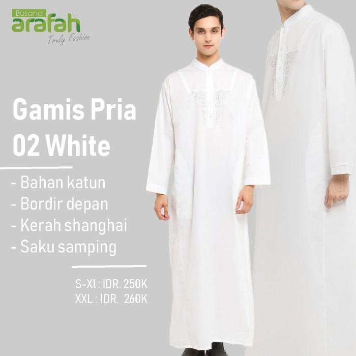 Jual Jubah Pria Gamis Pria Keren Yazid Vinam Gp 01 Part 2 Kota Surabaya Savara Hijab Tokopedia