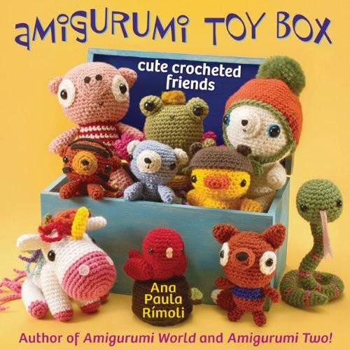 Scary Squeeze Stuffed Animals, Jual Amigurumi Toy Box Cute Crocheted Friends By Ana Paula Rimoli Kota Surabaya Aslan Ebook Store Tokopedia