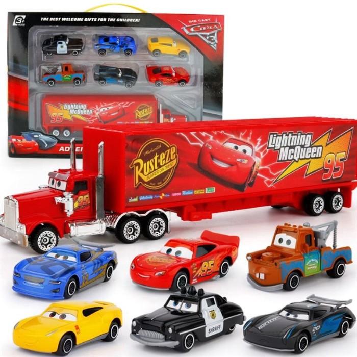 Jual Import Disney Pixar Cars 2 Mcqueen Metal Toys Model Car Birthday Jakarta Barat Cityofhobbies Tokopedia