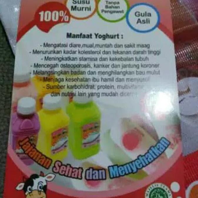 Jual Dijual My Healthy Yoghurt Mini Stik Isi 300 Terjamin ...