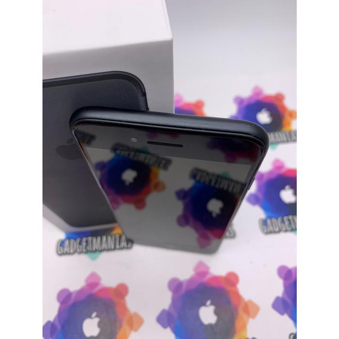 Foto Produk iphone 7 128gb blackmatte second fullset mulus terawat dari gadgetmanias