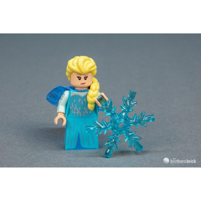 LEGO Disney Series 2 Minifigures ELSA FROZEN PRINCESS Brand NEW.