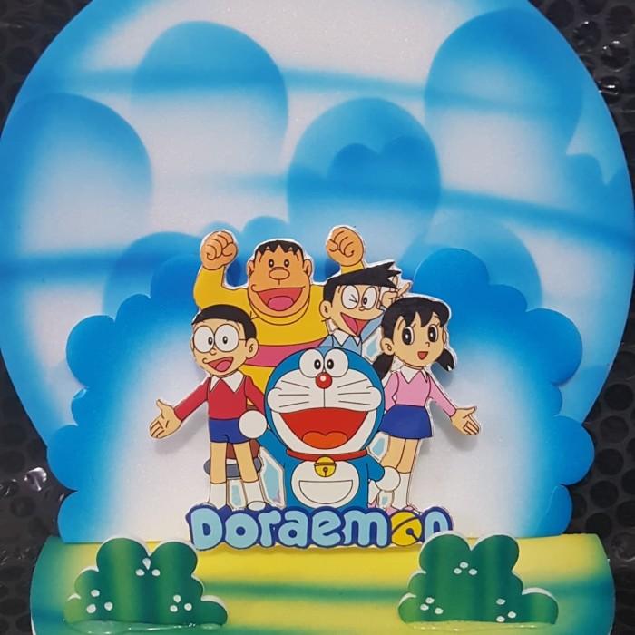 Background Gambar Doraemon
