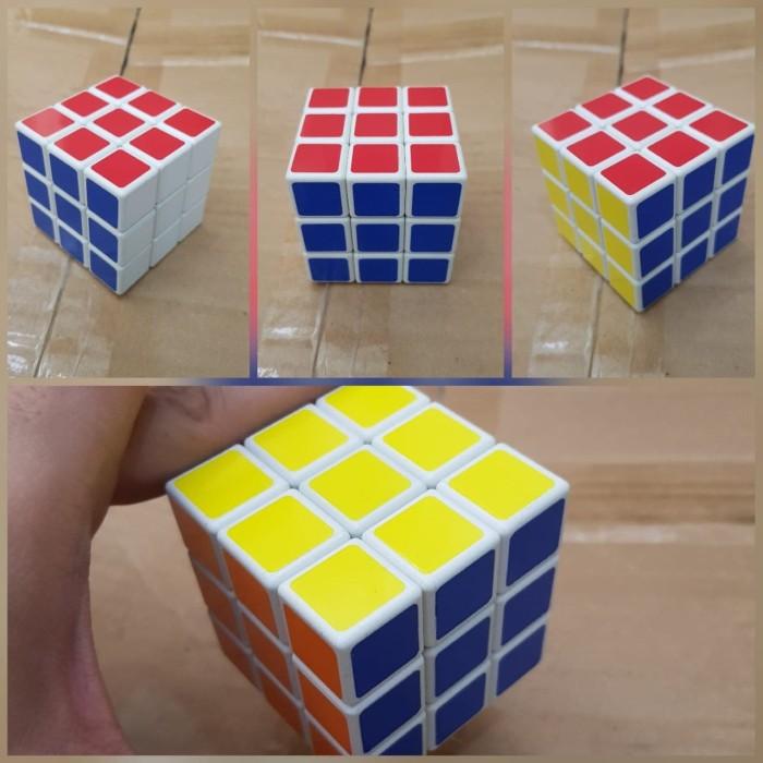 harga Mainan edukasi magic cube rubik 3x3 Tokopedia.com