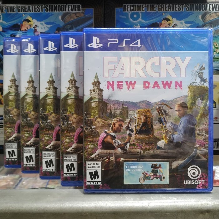 Jual Far Cry New Dawn PS4 - Jakarta Pusat - Ultimated Games | Tokopedia