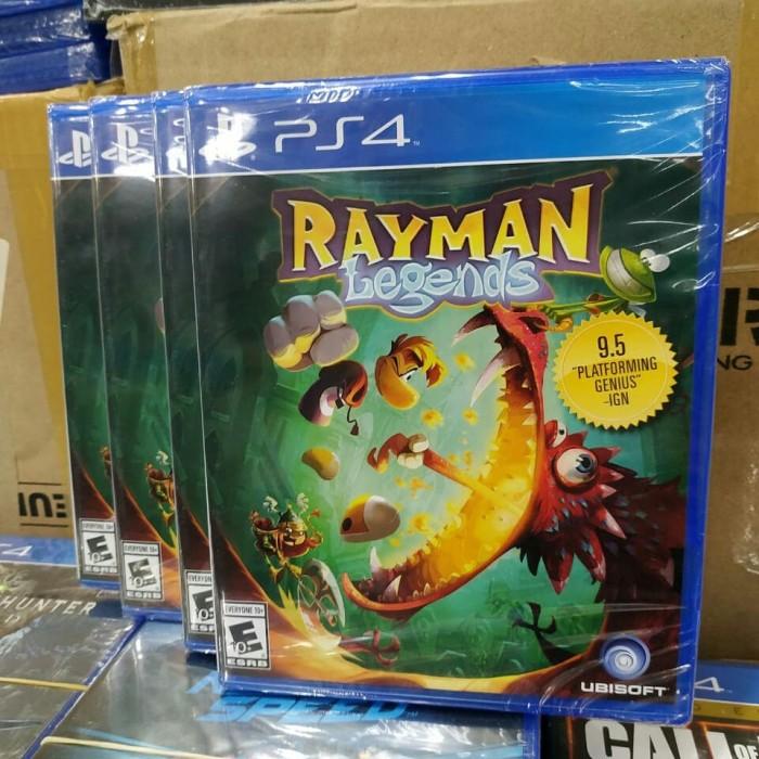 harga Ps4 rayman legends Tokopedia.com