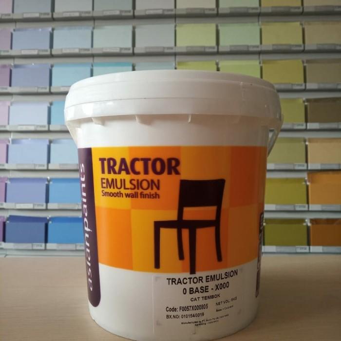 harga Cat tembok interior asian paint tractor warna putih tinting25 kg Tokopedia.com