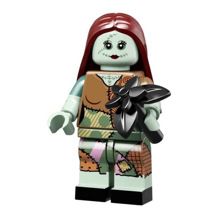 LEGO-MINIFIGURES SERIES X 1 LEGO GREEN CAPE STANDARD SIZE NEW PARTS