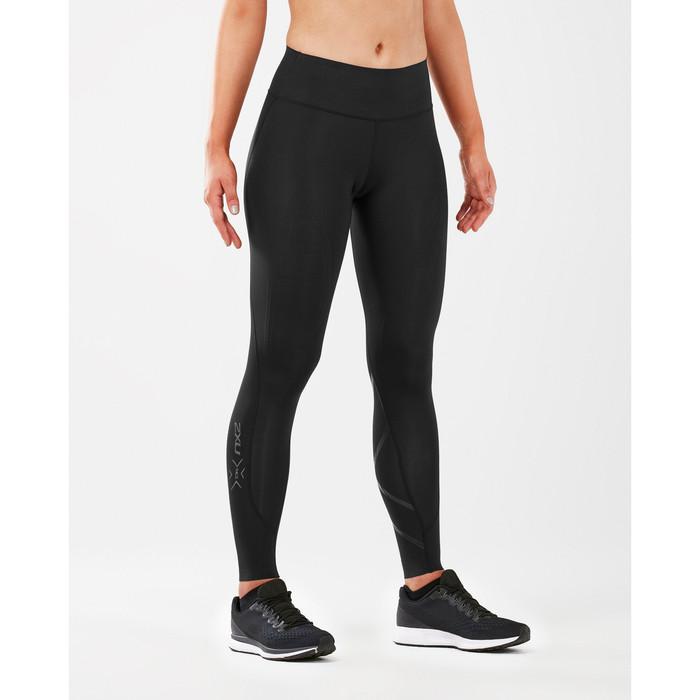 harga 2xu women's mcs cross training mid-rise compression [wa5367b blk/nro] - s Tokopedia.com